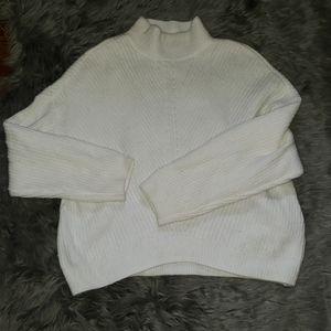 Express Mock Neck Sweater